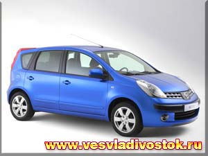 Nissan Note 1. 4