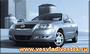 Nissan Almera Classic 1. 6 16V