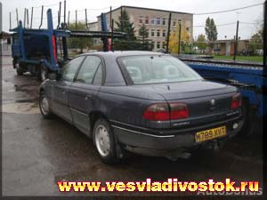 Opel Omega 2. 0i-16V