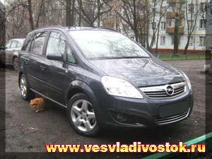 Opel Zafira 1. 8