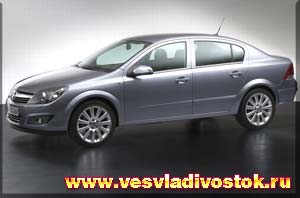 Opel Седан