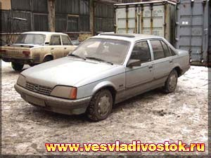 Opel Record 2. 0 S