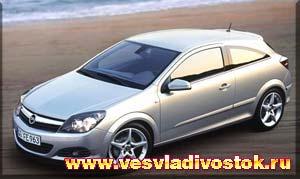 Opel Astra H GTC 1. 6 115PH 5MT