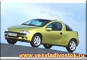 Opel Tigra 1. 4i-16V