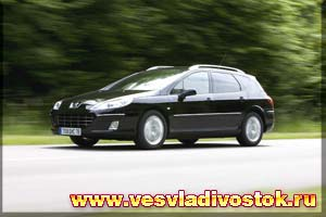 Peugeot 407 SW 2. 0-16V