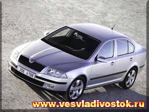 Skoda Octavia 2. 0 16V TFSI RS