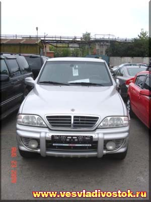 Ssang Yong Musso 2. 9 D