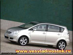 Toyota Corolla Verso 1. 8 16v VVT-i