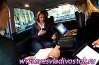 В парижском такси появился Wi-Fi