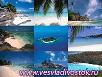 Календарь специальных событий 2012 на Сейшелах