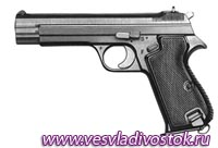 Пистолет - «ЗИГ-Зауэр» Р210 (модель 49)