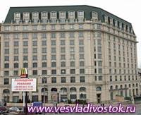 В Киеве откроется гостиница Fairmont Grand Hotel