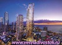 В Австралии открылись башни «Hilton Surfers Paradise»