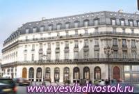В Париже открылась гостиница W