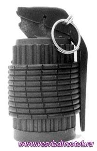 Ручная осколочная граната FAMAE модель 78-F7