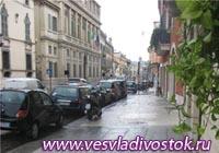 В Риме специально для женщин на каблуках построят тротуар