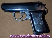 Пистолет - Р-64