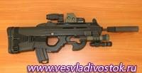 Штурмовая винтовка FN FAL