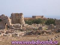 На Крите хотят восстановить античный театр