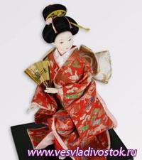 В Японии проходит фестиваль кукол