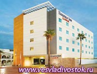 В Мексике открылся недорогой отель Fairfield Inn Los Cabos