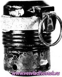 Ручная наступательно-оборонительная граната МЗ