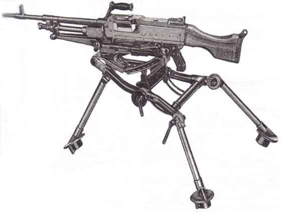 Единый пулемёт FN MAG