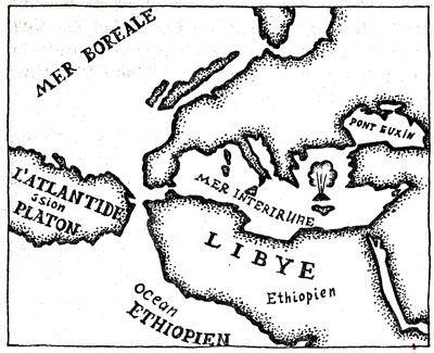 Гиперборея – Атлантида