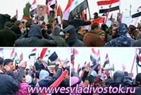 Представители сирийских диаспор в Венгрии и Ливане подтвердили верность Родине