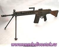 Штурмовая винтовка СЕТМЕ модели А, В (58), С и Е