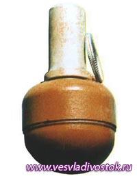 Ручная наступательная граната «Тип 73»
