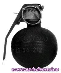 Ручная наступательная граната Mk3 А2