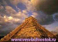 Обратный отсчет календаря Майя начался в Мексике
