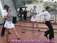БПК «Адмирал Виноградов» ждет гостей в День России!
