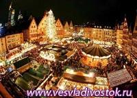Рождественские выставки в Германии