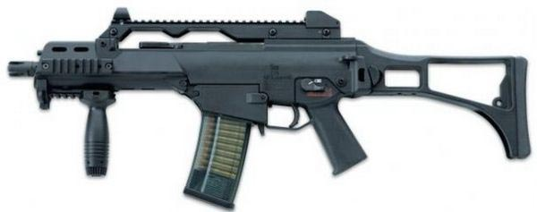 Штурмовая винтовка «Хеклер и Кох» G3
