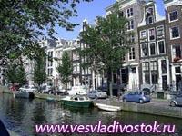 В Амстердаме появились экскурсионные автобусы-амфибии