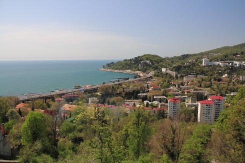 Экологический туризм в Сочи