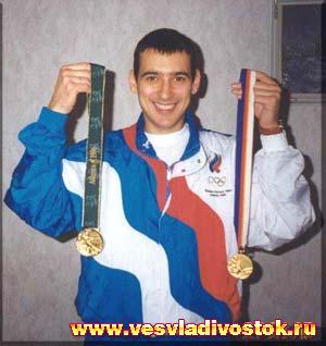 Победитель первенства Европы стал и чемпионом Владивостока