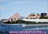Музей будущего появится в Рио-де-Женейро