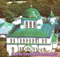 Женский монастырь в селе Жапка