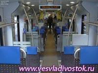 Швейцарские электрички появились в Минске