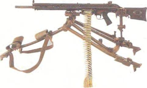 Единый пулемёт «Хеклер и Кох» НК21 (НК23)