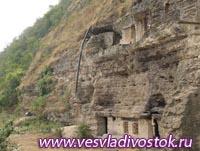 Скальный монастырь Цыпово