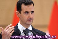 Башар Асад назначил дату выборов в парламент страны