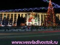 Празднование Нового года в Молдове