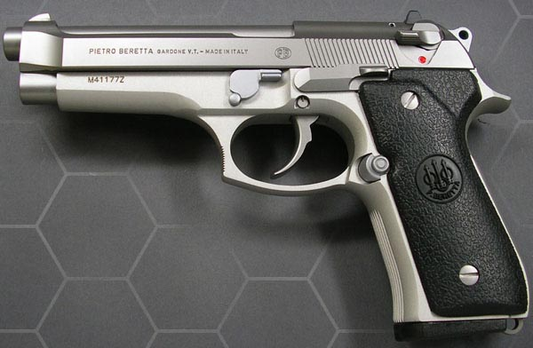 Пистолет - М9 («Беретта» 92FS)