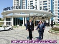 Отель сети Kempinski откроется в Баку