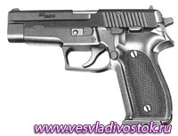 Пистолет - «ЗИГ-Зауэр» Р226