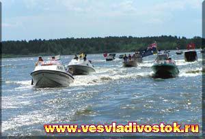 Первенство по водно-моторному спорту